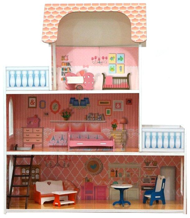 SunnyToy кукольный домик Маруся
