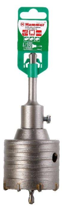 Коронка п/б Hammer Flex 242-501, DC HD SDS+, 68 мм