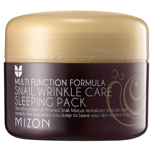Маска Mizon Snail Wrinkle Care Sleeping Pack 80 мл