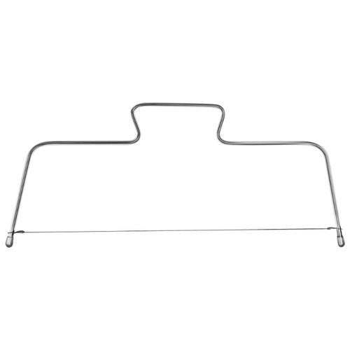 Fackelmann Нож-струна кулинарный для нарезания коржей струна f1 для арфы bow brand pedal natural gut