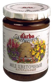 Мёд DARBO Цветочный, стекло 500 г