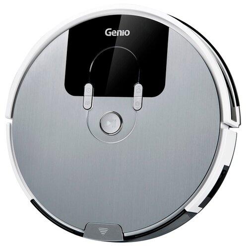 Робот-пылесос Genio Deluxe 500 серебристый/черный