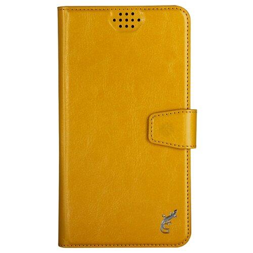 Чехол универсальный G-Case Slim Premium (GG-779/GG-780/GG-781/GG-782/GG-783/GG-784/GG-785/GG-786/GG-787/GG-788) оранжевый gucci текстурированный кошелек gg supreme bees