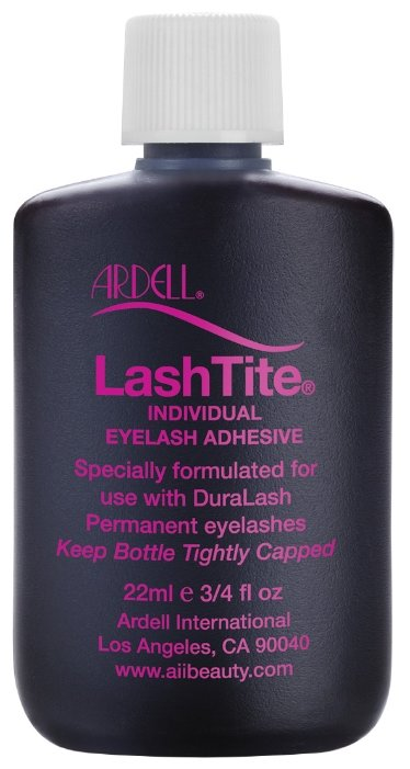Ardell клей для пучков Lashtite Adhesive Dark 22 мл