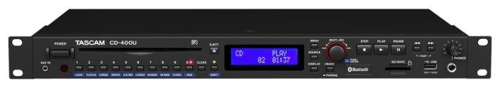 CD-ресивер Tascam CD-400U