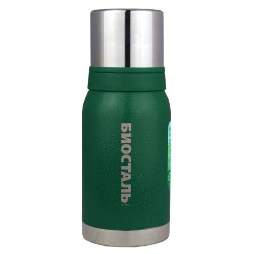 Классический термос Biostal NBА-750 (B,G,R) (0,75л) зеленый