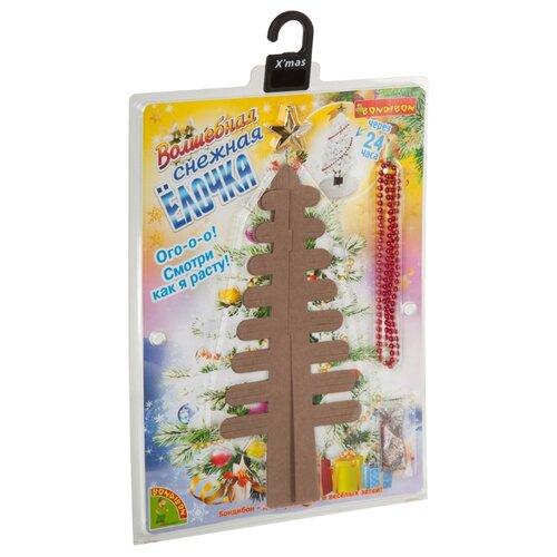 Купить Набор для исследований BONDIBON Волшебная снежная елочка (ВВ2176), Наборы для исследований