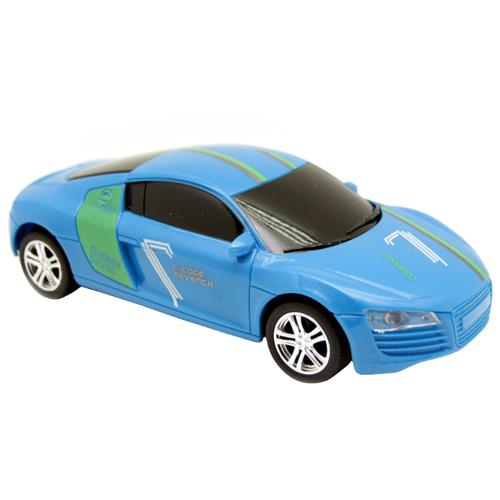 Легковой автомобиль Balbi Audi (RCS-2402) 1:24 18 см голубой balbi crawler на радиоуправлении зеленый 1 18