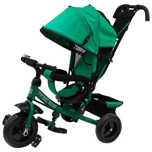 Купить Трехколесный велосипед SWEET BABY Mega Lexus Trike (8/10, EVA) green, Трехколесные велосипеды