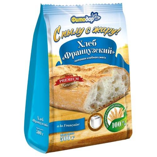 """Фитодар Готовая хлебная смесь Хлеб """"Французский"""", 0.5 кг"""