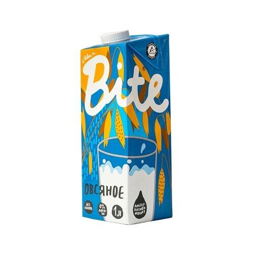 Овсяный напиток Bite пастеризованный 0.8%, 1 л