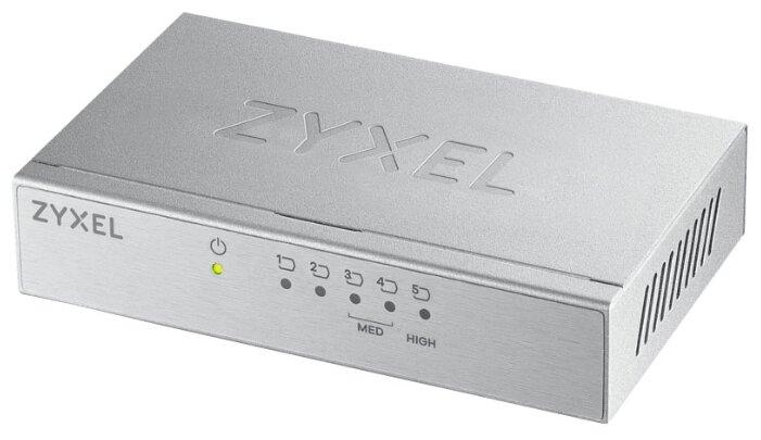 ZYXEL Коммутатор ZYXEL ES-105A V3