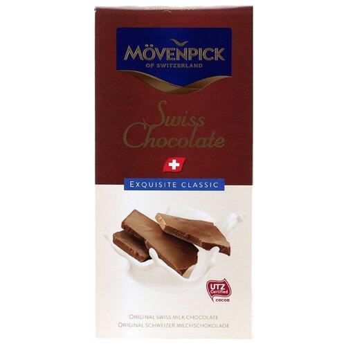 Шоколад Movenpick молочный, 70 г
