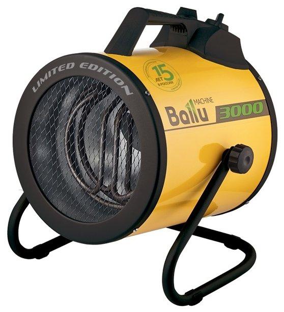 Электрическая тепловая пушка Ballu BHP-P2-3 Limited Edition (3 кВт)