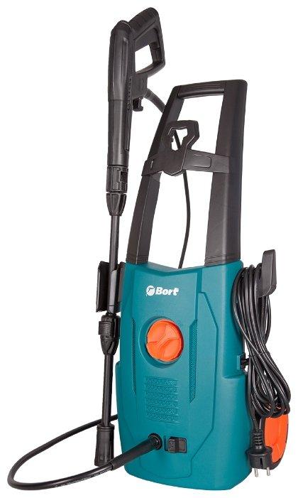 Мойка высокого давления Bort BHR-1600-SC 1.6 кВт