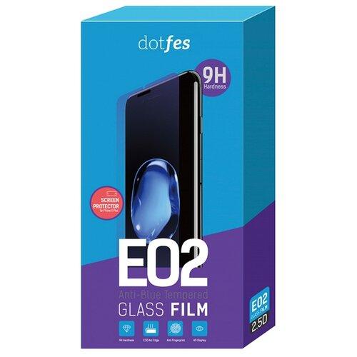 Защитное стекло Dotfes E02 для Apple iPhone 6 Plus/6s Plus прозрачный защитное стекло caseguru для apple iphone 6 6s silver logo