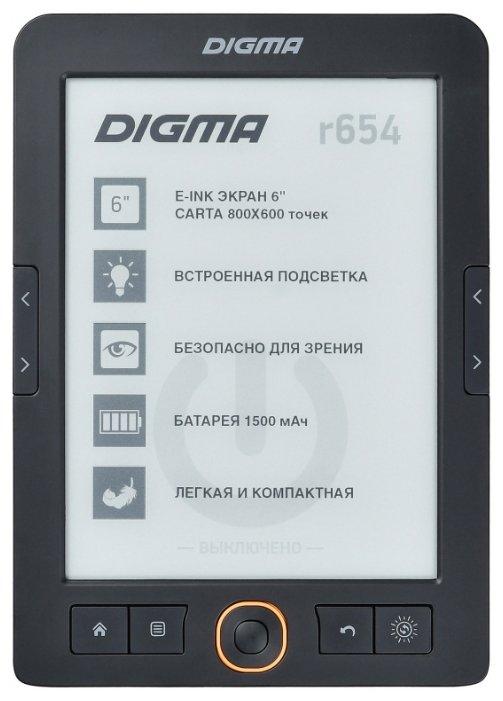 Digma Электронная книга Digma r654