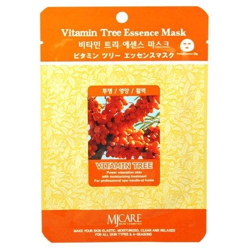 MIJIN Cosmetics тканевая маска Vitamin Tree Essence с облепихой, 23 гМаски<br>