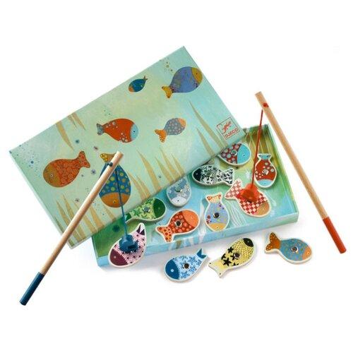 Фото - Рыбалка DJECO Мечты голубой бирюлька djeco рыбалка цвета разноцветный