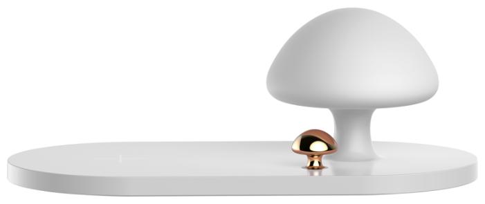 Сетевая зарядка Baseus Mushroom Lamp Desktop Wireless Charger