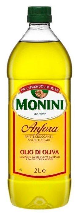 Monini Масло оливковое Anfora, пластиковая бутылка