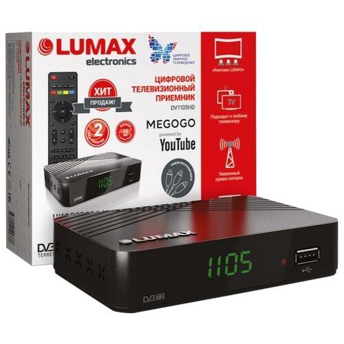 TV-тюнер LUMAX DV-1105HD