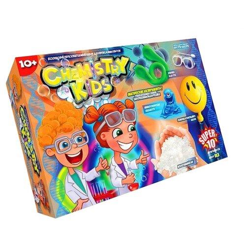 Купить Набор Danko Toys Chemistry Kids Магические эксперименты Набор 3, Наборы для исследований