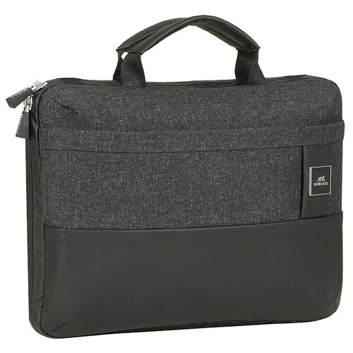 Сумка RIVACASE 8823 black melange рюкзак rivacase 8861 black melange