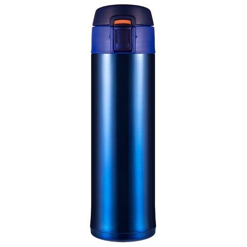 Термокружка Woodsurf Quick Open (0,48 л) синий термокружки woodsurf термостакан quick open 2 0 real red 300 мл