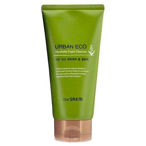 The Saem пенка для умывания с 22% экстрактом новозеландского льна Urban Eco, 150 млОчищение и снятие макияжа<br>
