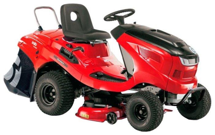 Садовый трактор Solo by Al-ko T 16-93.7 HD V2 127443