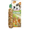 Лакомство для кроликов, грызунов Versele-Laga Crispy Sticks с морковью и петрушкой