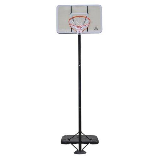 Баскетбольная мобильная стойка DFC STAND44F 112x72см поликарбонат
