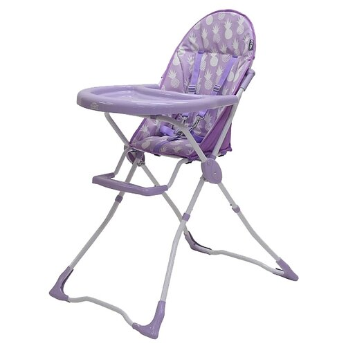 Купить Стульчик для кормления RANT Fredo tropic purple, Стульчики для кормления
