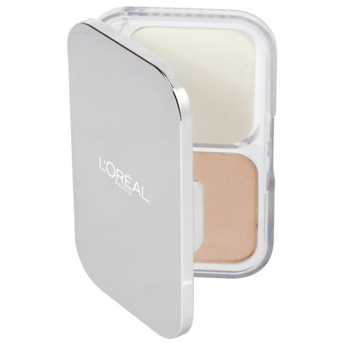 L'Oreal Paris Пудра компактная минеральная Alliance Perfect улучшающая состояние кожи 3D светло-бежевый золотистый фото