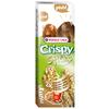 Лакомство для грызунов Versele-Laga Crispy Sticks с попкорном и орехами