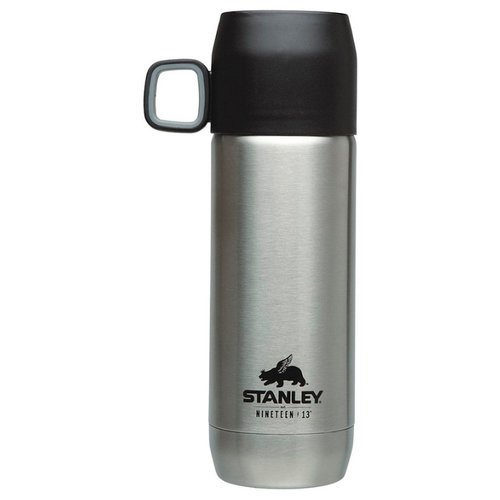 Классический термос STANLEY Nineteen13 Vacuum Flask (0,47 л) стальной