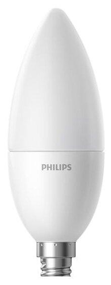 Wi-Fi лампочка-свеча Xiaomi Philips RuiChi Bulb (E14)