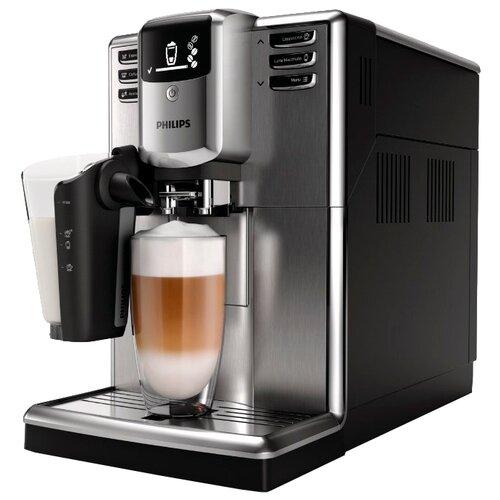 Кофемашина Philips EP5035/10 Series 5000 LatteGo нержавеющая сталь кофемашина philips ep5035 10