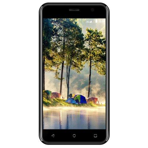 Смартфон DIGMA LINX JOY 3G темно-серый смартфон