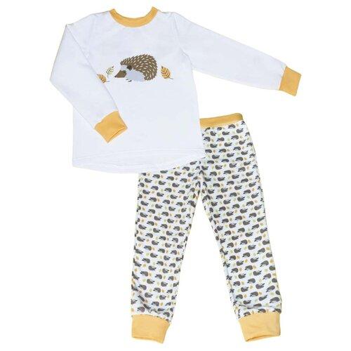 Пижама KotMarKot размер 122, белыйДомашняя одежда<br>