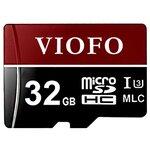 Карта памяти VIOFO Professional High Endurance microSDHC UHS-3 + SD adapter