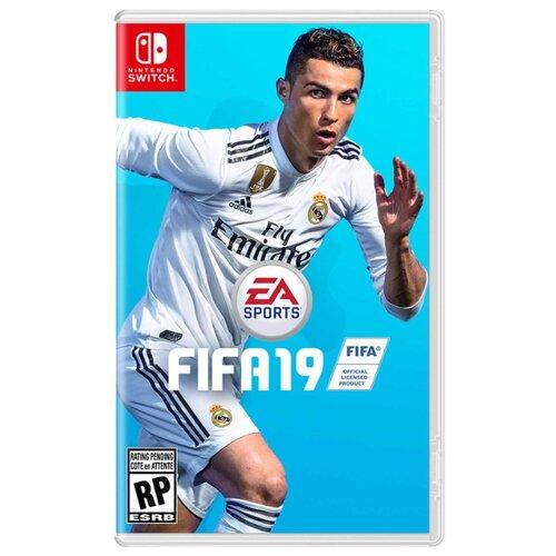 Игра для Nintendo Switch FIFA 19