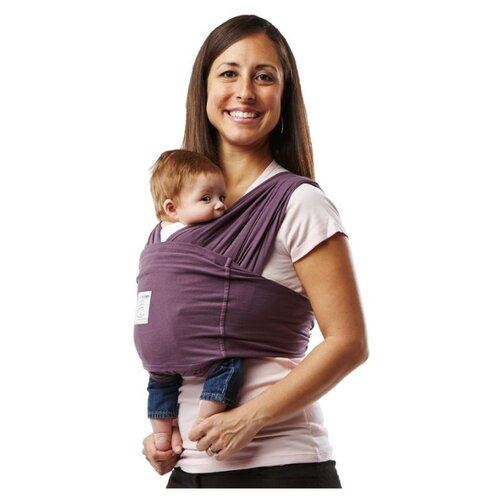 Купить Слинг-карман Baby K'tan Original violet L, Слинги и накидки для кормления