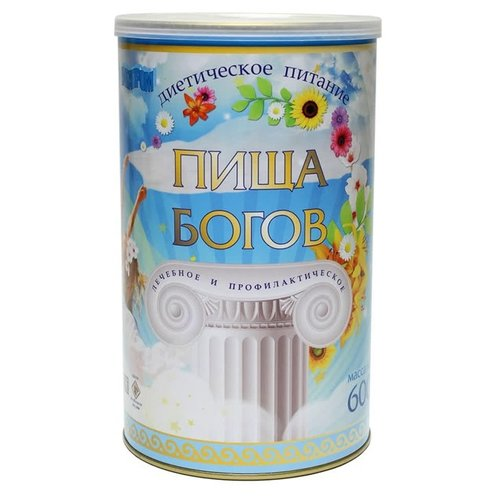 ВИТАПРОМ Соево-белковый коктейль Пища Богов, ваниль, 600 г