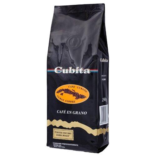 Кофе в зернах Cubita, арабика, 250 г кофе в зернах bonfuse asia арабика 250 г