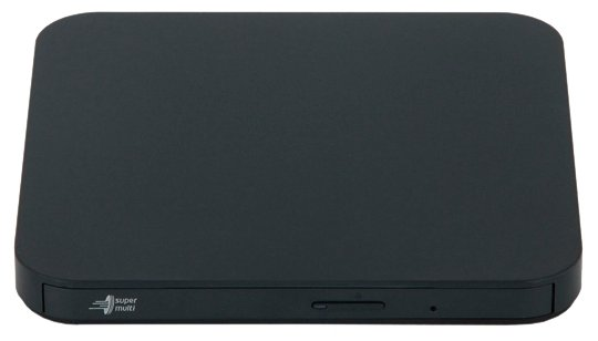 Оптич. накопитель ext. DVD±RW HLDS (Hitachi-LG Data Storage) GP95NB70 Black