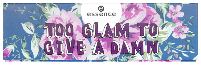 Essence Палетка для макияжа Too glam to give a damn