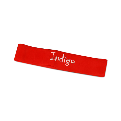 Эспандер лента Indigo Medium 6004-2 46 х 5 см красный эспандер лента indigo heavy 6004 4 46 х 5 см черный