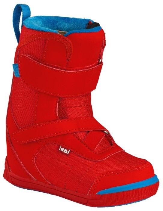 Ботинки для сноуборда HEAD Kid Velcro